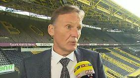"""Watzke zur BVB-Bilanz: """"Wollen das, was wir erwirtschaften, in Fußball stecken"""""""