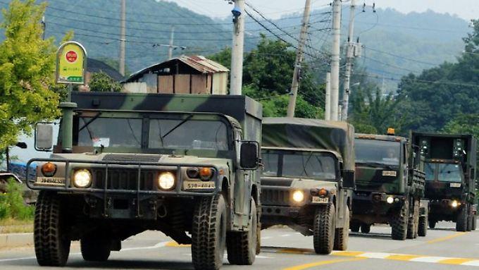 Brief Nach Nordkorea : Quot quasi kriegszustand erklärt nordkorea stellt süden