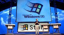 Vor 20 Jahren begann der PC-Boom: Windows 95 veränderte die Computer-Welt