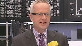 Frank Meyer klärt auf: Alles Wissenswerte über die Dax-Talfahrt
