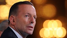 #AbbottLovesAnal: Australiens Premier trendet bei Twitter