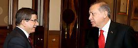 Erdogan ruft Neuwahlen aus: Davutoglu bildet türkische Interimsregierung