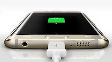 iPhone 6 weit abgeschlagen: Welcher Akku lädt am schnellsten?