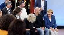 """""""Mutti kommt zu Multi-Kulti"""": Merkel nimmt auch Migranten in die Pflicht"""