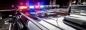 Tragödie in Texas: Polizei entdeckt acht Tote in Lastwagen
