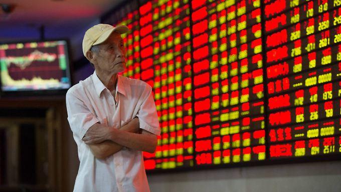 Der Einfluss staatlicher Investoren auf die chinesischen Börsen erhöht sich weiter.