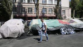 Flucht aus Donezk: Drei Frauen und ihr Neuanfang in Kiew