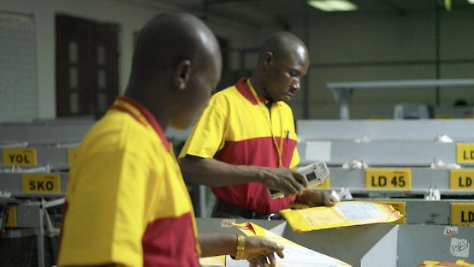 Kontinent mit großem Potenzial: Deutsche Post wittert in Afrika das große Geld