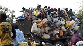 """Geschäft mit Flüchtlingen in Niger: """"Über die Toten in der Sahara redet in Europa keiner"""""""
