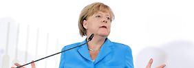 Regeln für Flüchtlinge in Europa: Merkel will Dublin-System abschaffen