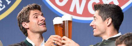Hammergegner für Bayer und Gladbach: FC Bayern frohlockt nach CL-Auslosung
