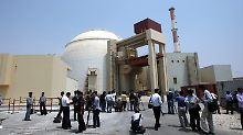 War es der Schädling Stuxnet oder ist es eine normale Verzögerung? Die Inbetriebnahme des Atomkraftwerks Buschehr verzögert sich.