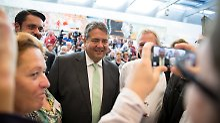 Die Hauptstadt öffnet sich: Wo sich Wähler gerne anschnauzen lassen