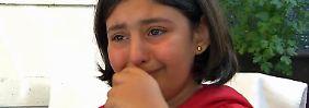 Fahrt ins Ungewisse: n-tv begleitet syrische Flüchtlingsfamilie nach Ankunft in Deutschland