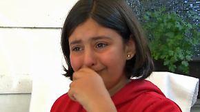 Fahrt ins Ungewisse: n-tv begleitet syrische Familie nach Ankunft in Deutschland