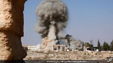 Denn die Terroristen des Islamischen Staat führen einen Vernichtungskrieg gegen die einzigartigen historischen Schätze der Region.