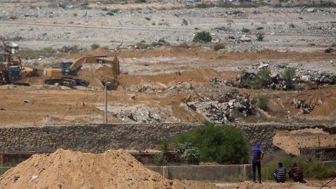 Die derzeitigen Lebensbedingungen im Gazastreifen sind die schlechtesten seit dem Sechs-Tage-Krieg 1967.