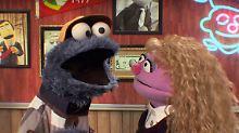 """""""When Cookie Met Sally"""": Sesamstraße parodiert Orgasmus-Szene"""