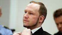 Bonnie und Clyde-Syndrom: Schwedin hat romantische Gefühle für Breivik