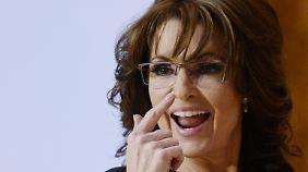 Für ihre Wissenslücken erntete Sarah Palin viel Spott.