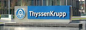 Vergleiche wegen Schienenkartells: ThyssenKrupp räumt auf