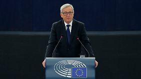 160.000 Flüchtlinge fair verteilen: Merkel appelliert, Juncker macht Druck
