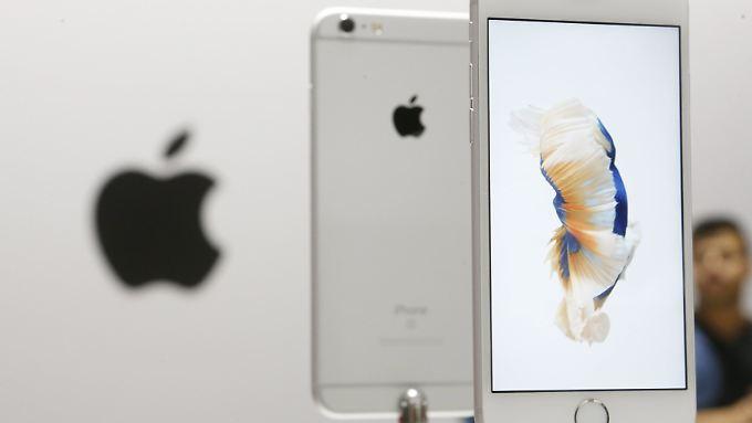 Apple rechnet fest damit, dass das neue iPhone ein Verkaufserfolge wird.
