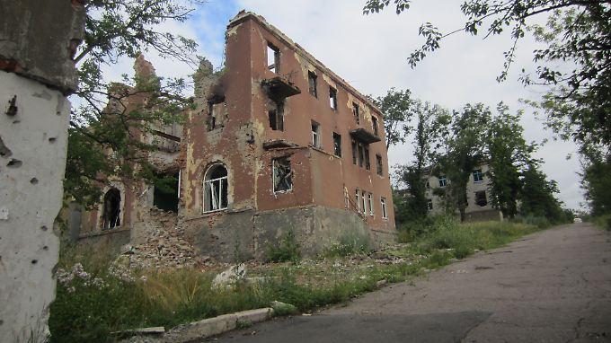 Der OSZE zufolge soll die Feuerpause in der Ostukraine halten.