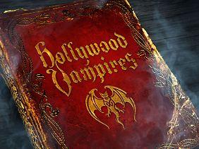"""Das Album der """"Hollywood Vampires"""" ist ab sofort erhältlich."""