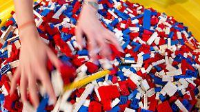 Lego leihen statt kaufen: Sohn bringt Eltern auf kluge Geschäftsidee