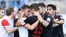 Berlin bricht seinen Zweitligafluch: Lewandowski feiert Traumdebüt mit Union