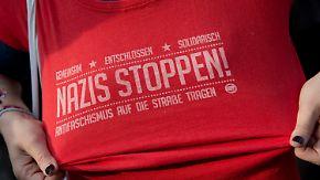 """""""Aktion Arschloch"""": Flashmobs singen bundesweit gegen Fremdenhass"""