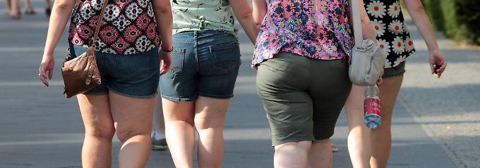 Übergewicht ist bereits ein globales Problem.