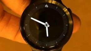 Die IFA-Highlights 2015: Die Huawei Watch von allen Seiten
