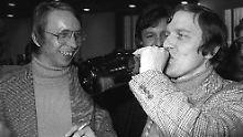 """""""Trinkt gern und viel Bier"""": Das steht in Schröders Stasi-Akte"""