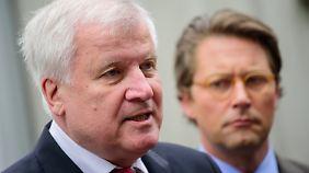 Horst Seehofer ist aus seiner Rolle als altersweiser Schmunzel-Ministerpräsident herausgetreten.