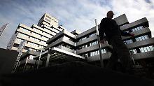Gebäude der WestLB in Düsseldorf. Die Bank spielt eine zentrale Rolle bei den Überlegungen einer Neuordnung.