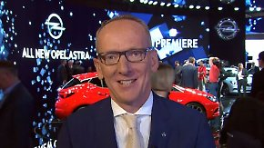 """Opel-Chef Neumann: """"Werden auf jeder Messe Knaller von Opel haben"""""""