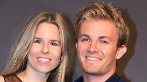 """""""Hab ich einfach Vivian vertraut"""": Nico Rosberg verrät fröhlichen Namen seiner Tochter"""