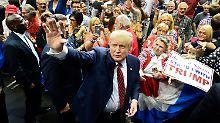 Zweite TV-Debatte der Republikaner: Die Trump-Show geht weiter