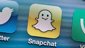 Bis zu 25 Milliarden US-Dollar: Snapchat bringt Börsengang auf den Weg