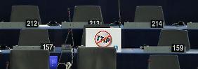 """Das """"Schiedsgericht ist tot"""": EU schlägt """"Investitionsgerichte"""" für TTIP vor"""
