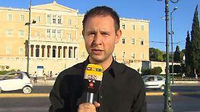 """Bericht aus Athen: """"Nea Dimokratia holt immer weiter auf"""""""