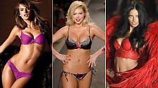 Nackte Tatsachen: Die Model-Millionärinnen
