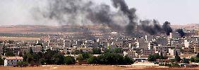 Bomben auf syrische Stellungen: Frankreich fliegt Angriffe gegen IS