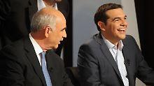 """""""Desaster für das ganze Land"""": Konkurrent wirft Tsipras Wählerbetrug vor"""