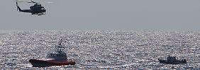 Einsätze im Mittelmeer: Marine rettet 4700 Flüchtlinge an einem Tag