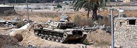 Anti-Terror-Kampf trifft Zivilisten: Ägyptische Armee zerstört Tausende Häuser