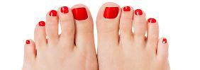 Ist das der dritte oder vierte?: Viele erspüren ihre Zehen nicht exakt