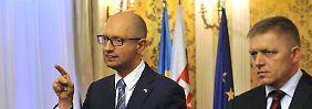 Innenminister-Votum zu Flüchtlingen: Quotengegner kritisieren EU-Beschluss